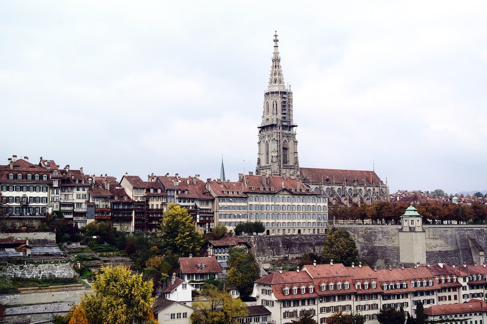 cuál es la capital de suiza