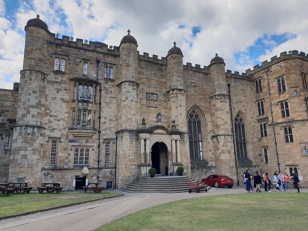 el castillo de durham