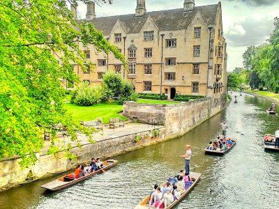Qué ver en Cambridge (Inglaterra): 9 planes imprescindibles