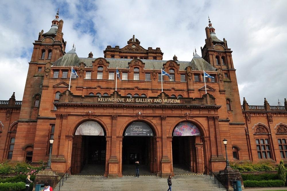 sitios que ver en glasgow escocia