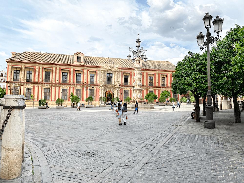 lugares que visitar en sevilla espana