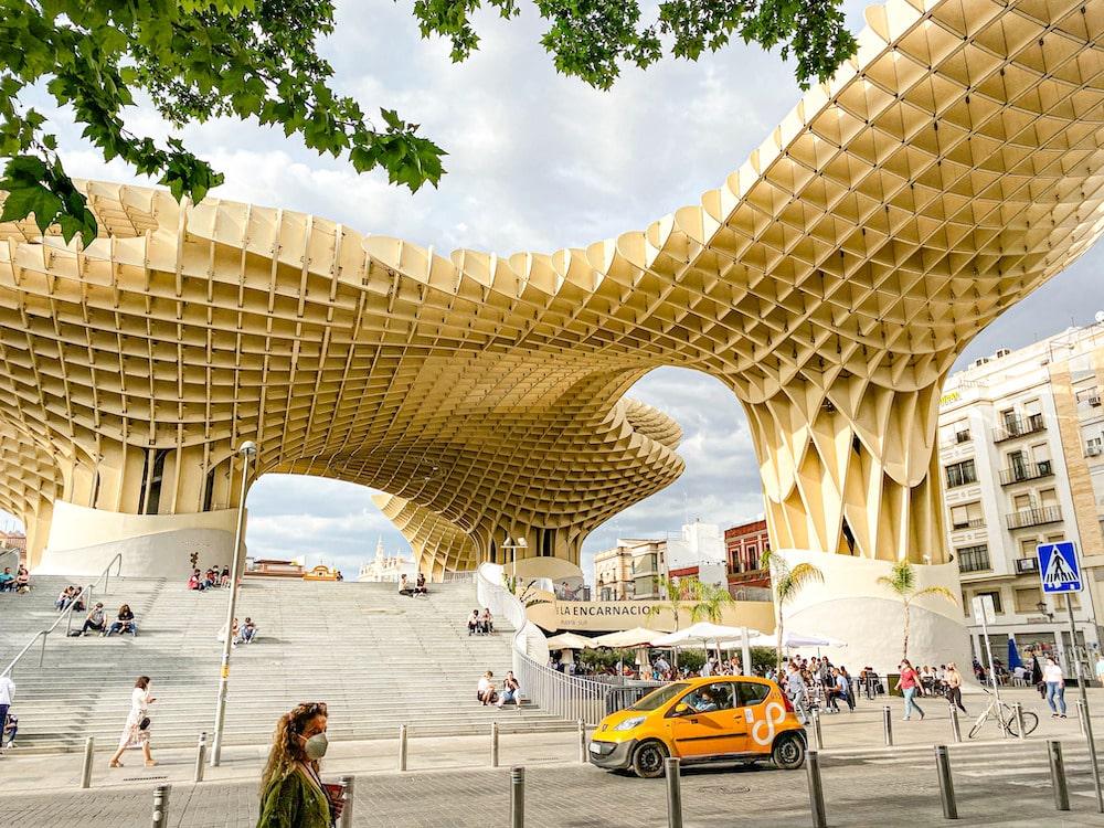 monumentos sevilla andalucia