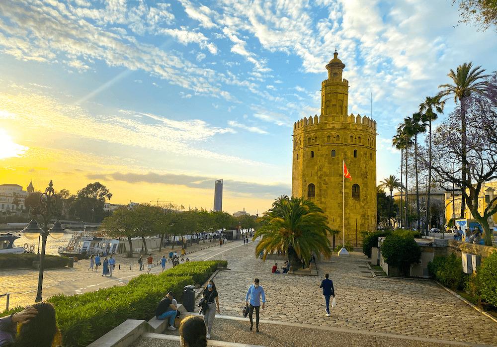 que visitar en Sevilla guia