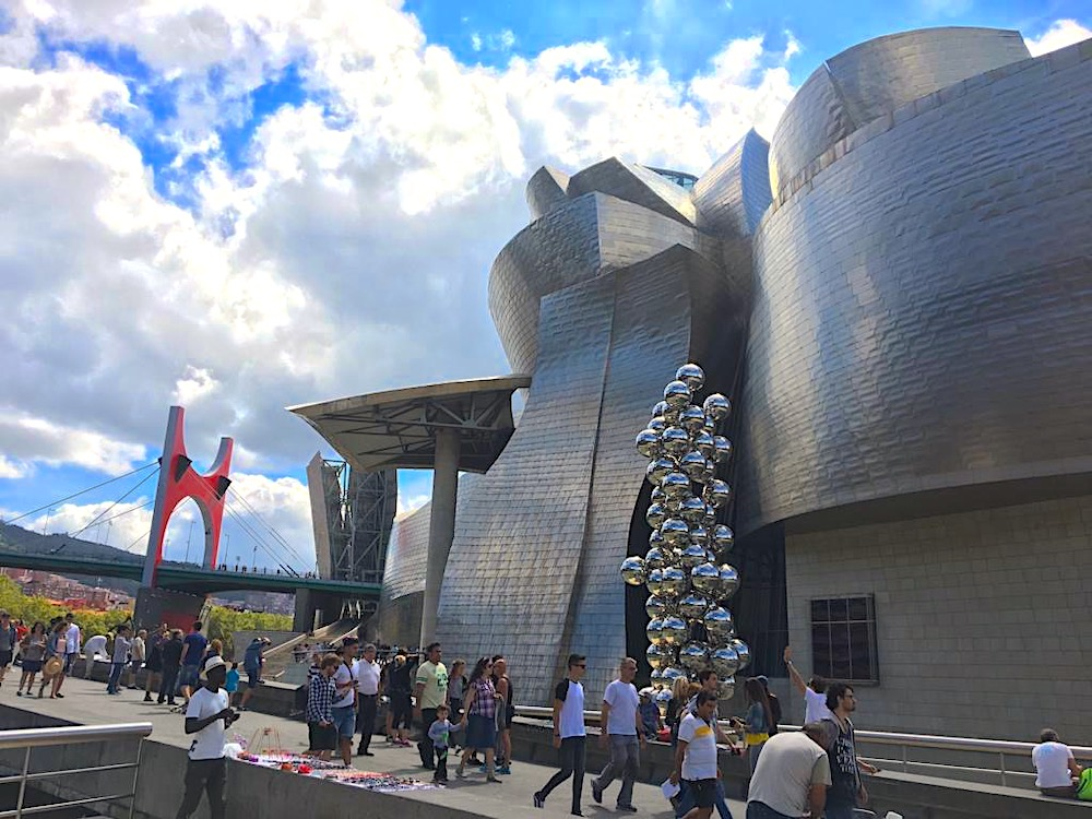 free tours por bilbao