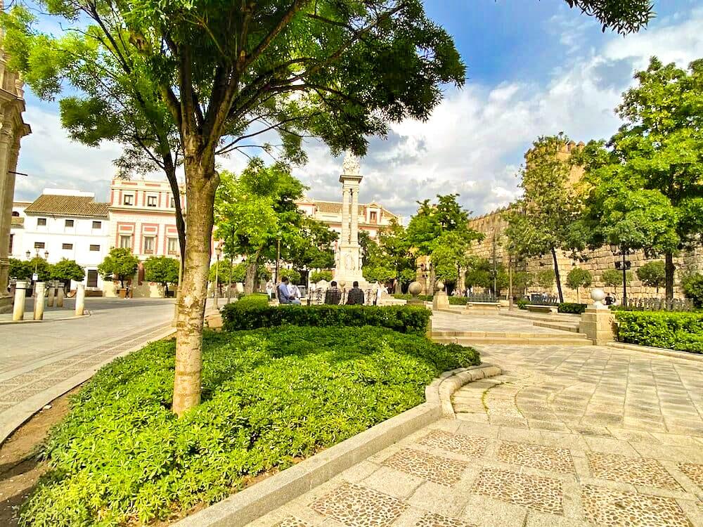free walking tour sevilla