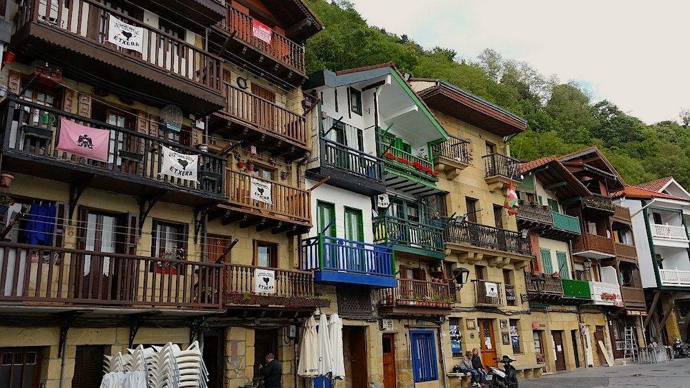 pueblos pais vasco