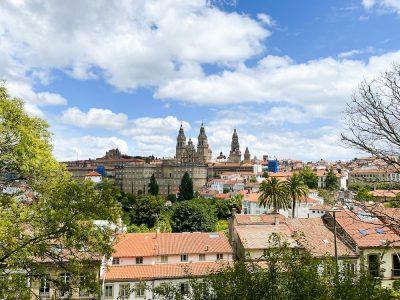 Dónde alojarse en Santiago de Compostela (2021)